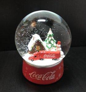 Шар кока-кола