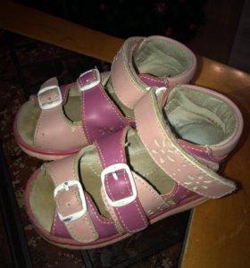 Ботинки 21