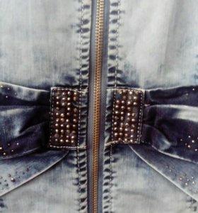 Платье джинсовое 💣