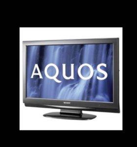 Телевизор Sharp LC -32D44RU AQUOS на запчасти.
