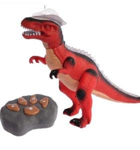 Динозавр на управлении