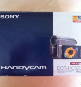 Видеокамера Sony DCR-HC52E
