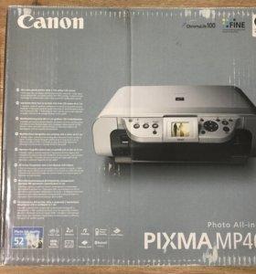 МФУ Canon PIXMA MP460