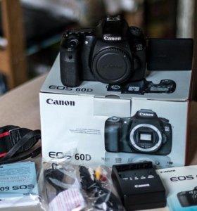 Canon EOS 60D Boby