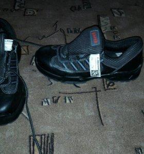 Ботинки рабочии 43 р