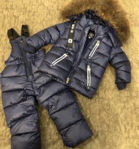 Детский зимний костюм Bogner
