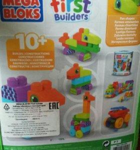 Конструктор Mega bloks