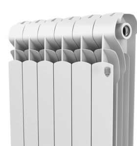 Радиатор в сборе