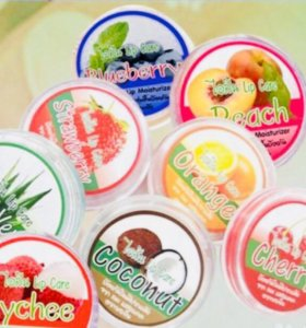 Бальзам для губ 10 грамм Тайланд