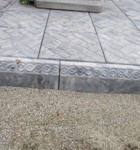 """Тротуарная плитка """"ялта"""" мраморная расцветк"""