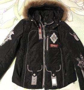 Продаю лыжную куртку ВОGNER