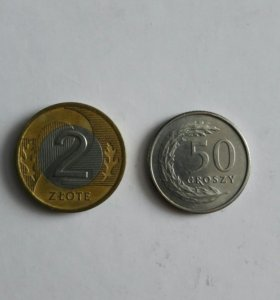 Монеты польские