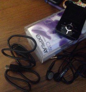 MP3 плеер explay c350 4gb