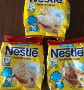 Каши Nestle обменяю