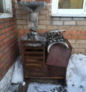 Печка для сауны