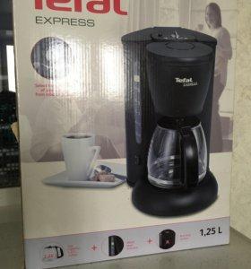 Кофеварка Tefal CM410530