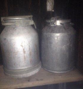 Фляги 40 литров