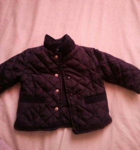 Куртка до года