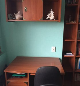 Гарнитур школьников можно для офиса