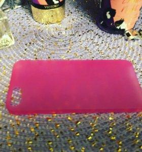 Чехол для iPhone5/5s новый