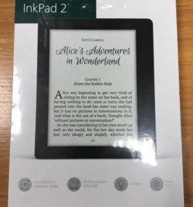 Электронная книга PocketBooK Ink Pad 2 Новая(840-2