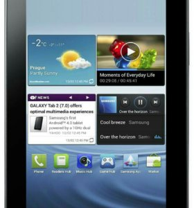 Отличный планшет Samsung galaxy tab 2