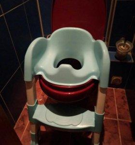 Сиденье детское для унитаза
