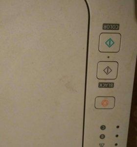 Сканер, принтер Canon mg2440