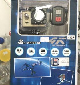 Sport camera 4 k