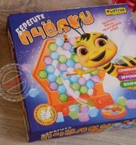 Настольная игра берегите пчелку