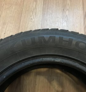 Продам Kumho izen kw 22 175/65r14 шипы.