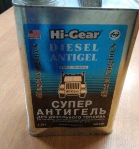 Антигель дизельного топлива HI-GEAR HG3429