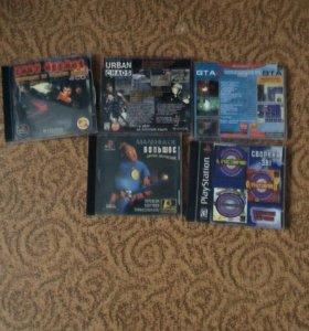 игры для playstation one
