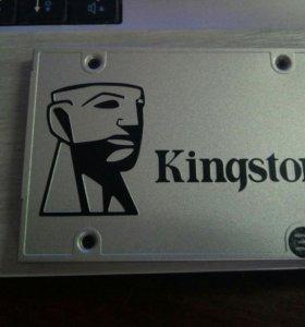 SSD 120Gb- Kingston