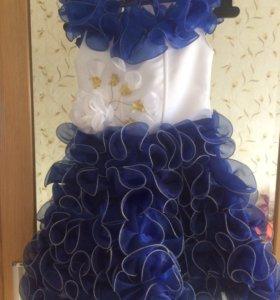 Продам праздничное платья