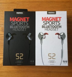 Bluetooth-наушники Remax RM-S2