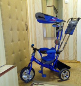 Детский велосипед Trike б/у