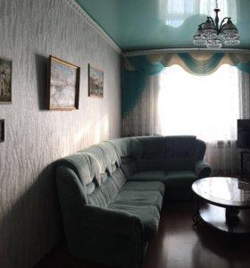 Квартира, 2 комнаты, 56.6 м²