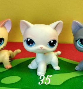 Lps кошки стоячки, редкие лпс. Littlest pet shop.