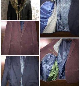 Мужская одежда