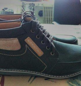 Новые мужские ботинки 41 размер