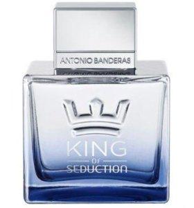 Духи ANTONIO BANDERAS King of Seduction