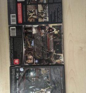 Игры PC dvd