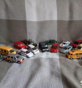 Автомобили (Машинки)