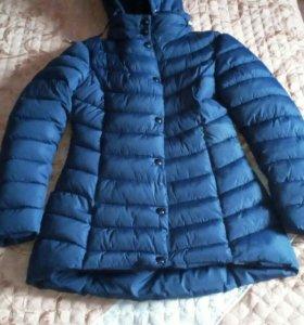 Очень теплая куртка