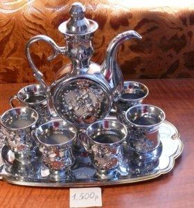 сервизы столовые чайные кофейные