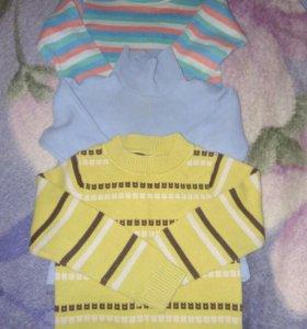 Вещи на мальчика (80 - 92 размер)