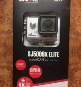 Экшн камера SJCAM 5000x elite WiFi