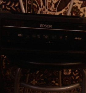 EPSON XP203 MODELC462D