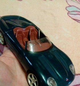 Машина-игрушка металлическая